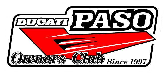 Welcome to the Ducati PASO Owners Club JAPAN Official Site